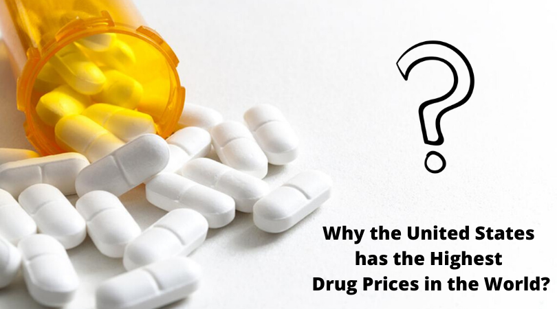 Why the United States has the Highest Drug Prices in the World_