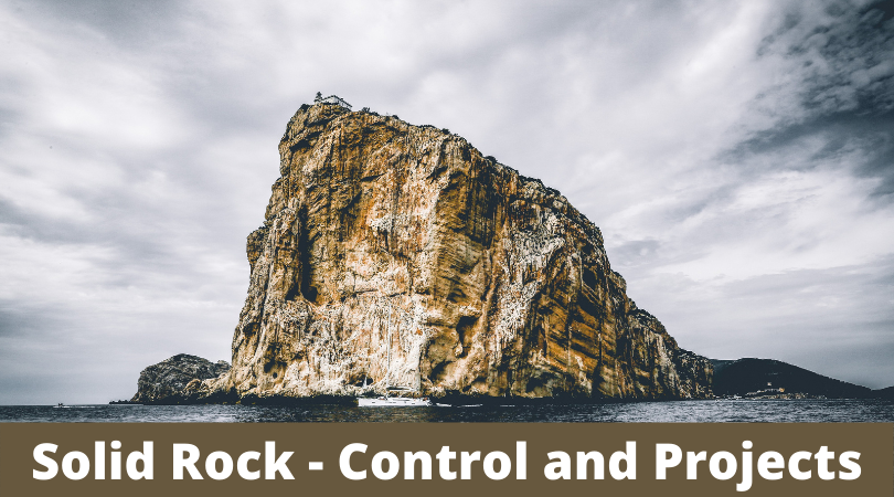 Solid Rock - Control and Projects